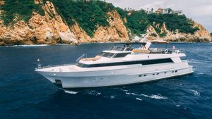 Used Poole Chaffee Raised Pilothouse Motor Yacht For Sale