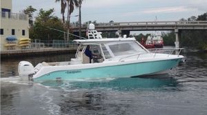Used Everglades 360LXC Sports Fishing Boat For Sale