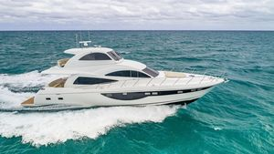 New Dyna Yachts 68 Skylounge Motor Yacht For Sale