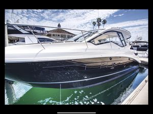 Used Sea Ray Sundancer 350 Coupe Power Cruiser Boat For Sale
