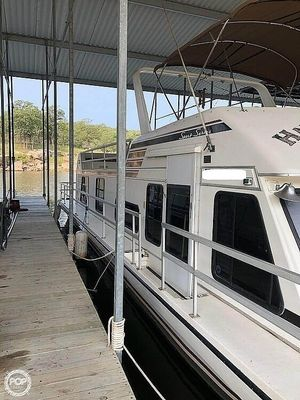Used Gibson 50 Sport Series House Boat For Sale