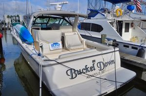 Used Tiara Yachts 3500 Open Saltwater Fishing Boat For Sale