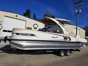 New Avalon Excalibur QLW Pontoon Boat For Sale