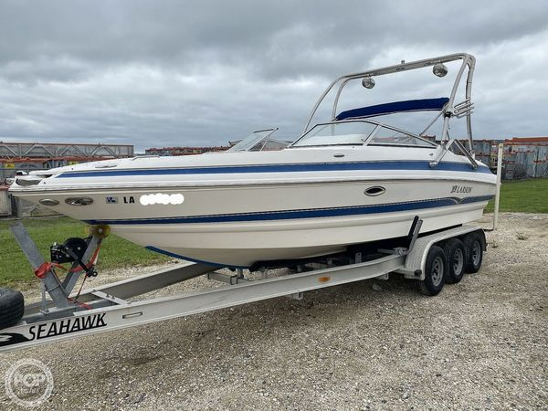 Used Larson LXI 268 Bowrider Boat For Sale