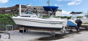 Used Grady-White Gulfstream 232 Walkaround Fishing Boat For Sale