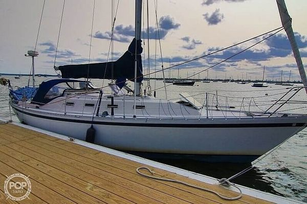 Used Canadian Sailcraft CS 36 Sloop Sailboat For Sale