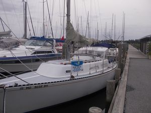 Used Islander Sailboats Bahamas MK2 Sloop Sailboat For Sale