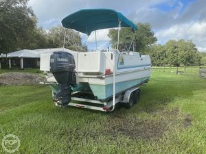 Used Beachcat 23 Pontoon Boat For Sale