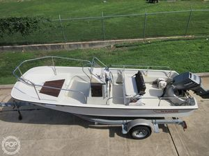 Used Boston Whaler Montauk 17 Center Console Fishing Boat For Sale