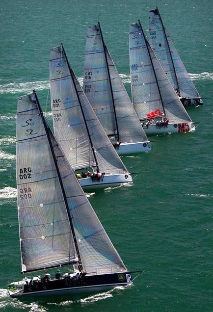 Used M Boats SOTO 40 Racer and Cruiser Sailboat For Sale