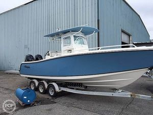 Used Mako 284 CC Center Console Fishing Boat For Sale