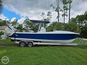 Used Sea Vee 29 Center Console Fishing Boat For Sale