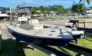 Used Sterling TR7 Flats Fishing Boat For Sale