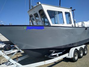Used Homebuilt Pilothouse 22 Utility Boat For Sale