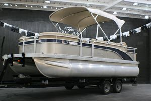 Used Bennington 20S Pontoon Boat For Sale