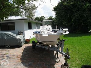 Used Carolina Skiff 175 Sea Chaser Bay Boat For Sale