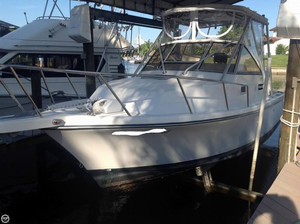 Used Shamrock 260 Express Sports Fishing Boat For Sale
