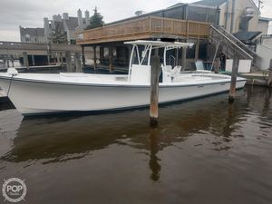 Used Custom Robbins 40 Center Console Fishing Boat For Sale