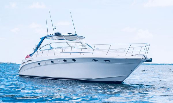 Used Sea Ray 54 Sundancer Cruiser Boat For Sale