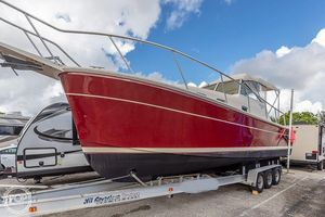 Used Mainship Pilot 30 Rum Runner Downeast Fishing Boat For Sale