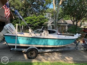 Used Key West 1720 Sportsman Center Console Fishing Boat For Sale