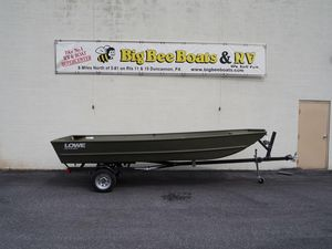 New Lowe L1648M Jon Boat For Sale
