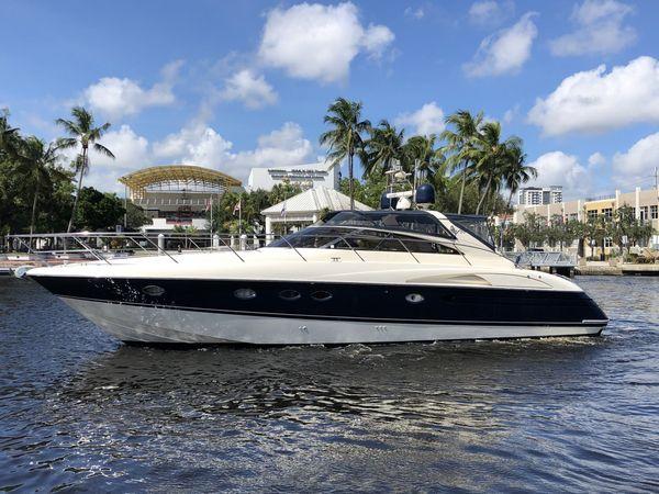 Used Viking V50 Sports Cruiser Boat For Sale