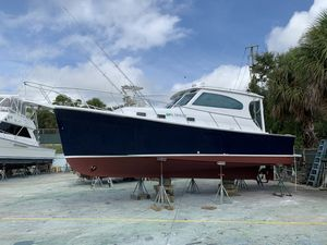 Used Mainship 30 Pilot Sedan Downeast Fishing Boat For Sale