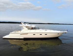 Used Tiara 52 Express Cruiser Boat For Sale