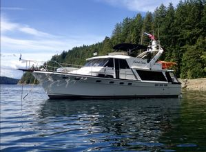Used Bayliner 4588 Pilothouse Boat For Sale