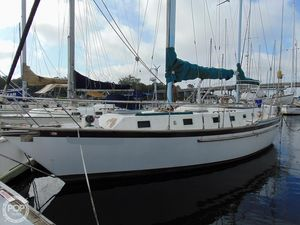 Used Endeavour E40 Ketch Sailboat For Sale