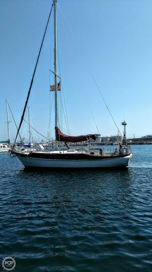 Used Csy 37 Cutter Sailboat For Sale