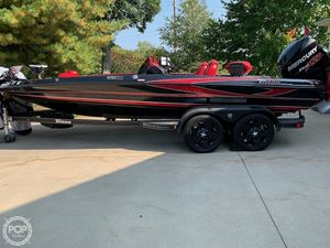 Used Triton 20 TRX Anniversary Edition Bass Boat For Sale