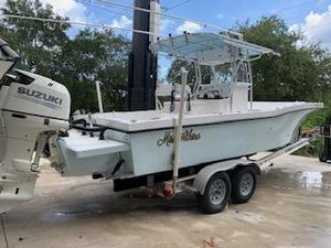 Used Dusky 278 Center Console Fishing Boat For Sale