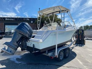Used Key West 225 Dual Console Runabout Boat For Sale