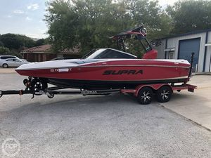 Used Supra SA 350 Ski and Wakeboard Boat For Sale