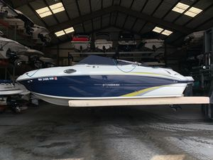 Used Stingray 215LR Express Cruiser Boat For Sale
