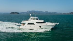 Used Ocean Alexander Motor Yacht For Sale