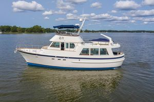Used Burger Long Range Cruiser Motor Yacht For Sale