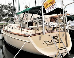 Used Island Packet 420 Cruiser Sailboat For Sale