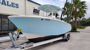 Used Cobia 262 CC Center Console Fishing Boat For Sale