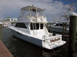 Used Viking Flybridge Convertible Fishing Boat For Sale