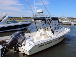 Used Sea Hunt Victory 207 Cuddy Cabin Boat For Sale