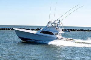 Used Custom Carolina 59 B&B Custom Sportfish Sports Fishing Boat For Sale
