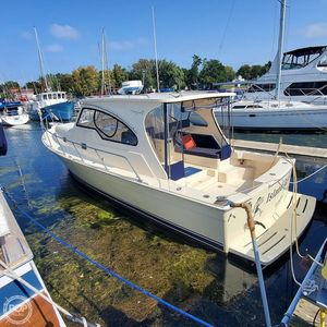Used Mainship 34 Pilot Sedan Rum Runner II Trawler Boat For Sale