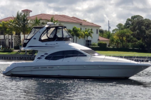 Used Sea Ray 42 Sedan Bridge Flybridge Boat For Sale