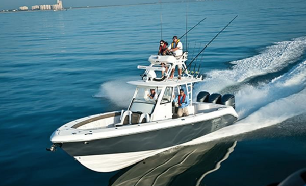 Used Everglades 355T Center Console Boat For Sale