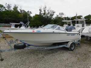 Used Key West 186 DC Cruiser Boat For Sale