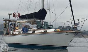 Used Gulfstar 43 Sloop Sailboat For Sale