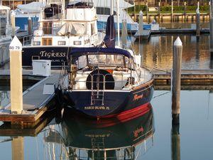 Used Tartan 40 Sloop Sailboat For Sale